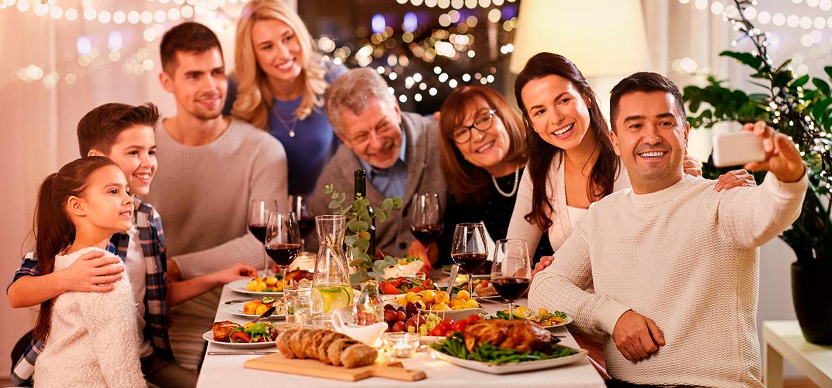 Una Navidad con sabor a familia