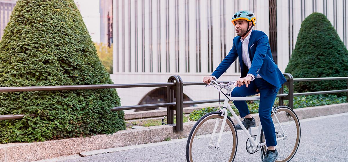 Vuélvete un amante de la bici