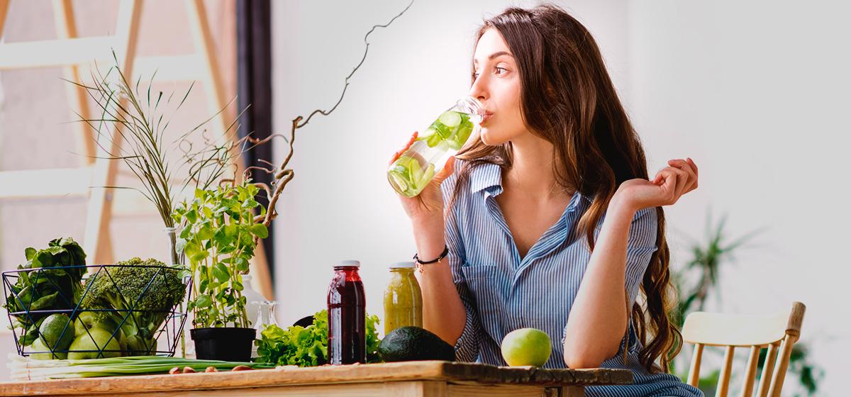 Guía para desintoxicarte e iniciar el año renovado