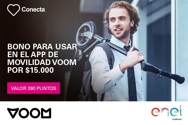Bono Voom digital por $15.000